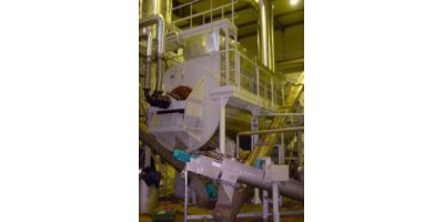 HYDROGONE - Horizontal Disc Dryer