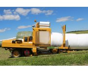 The New Vermeer BW5500 Inline Bale Wrapper Is Built For Speed