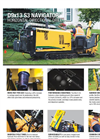 Vermeer - D9x13 Series II - Horizontal Directional Drill Brochure