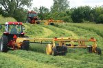 Vermeer DiscPro - Model MC840 - Mower Conditioner