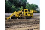 COMMANDER - T558 - 3 Offset Track Trencher with Cab