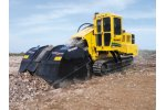 COMMANDER - T955 - Terrain Leveler surface excavation machine and trencher