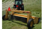 Vermeer - Model TM800 - Rebel Series Trailed Mower