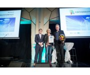 Cambi won the SPIR Award 2015 at the annual Conference of Renewables