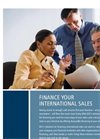 Financing Services- Brochure