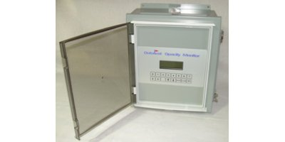 Model DT1000 - Microprocessor Based Double Pass EPA Compliance Opacity Monitor