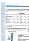 Lenntech - Model LT Simplex Series - Fleck 5600 - Ion Exchange for Softeners  - Datasheet