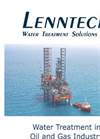 Water Treatment in Oil and Gas Industry - Brochure