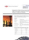High-Purity Water Production for Power Industry - Brochure