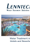 Water Treatment in Hotels and Resorts - Brochure