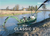 Watermaster - Model Classic V - Amphibious Multipurpose Dredger Brochure
