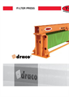 Draco - FPM 47–10 - Filter Press – Technical Datasheet