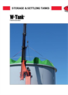 W-Tank - Storage & Settling Tanks Brochure
