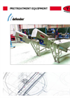 Defender - Pretreatment Equipment Catalogue