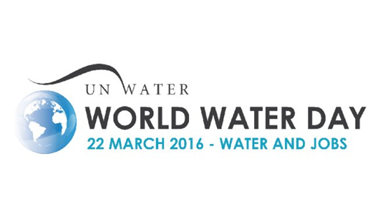 World Water Day, 22 March: water and jobs