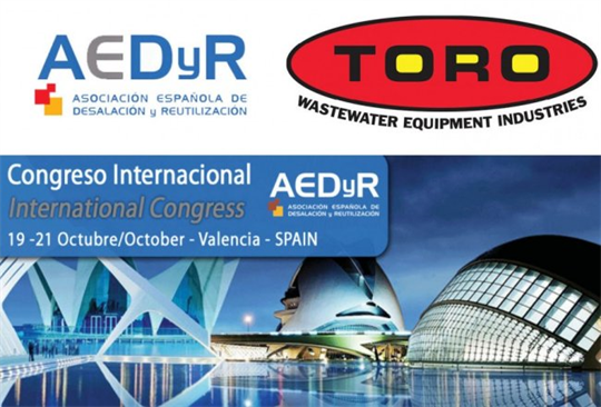 Toro Equipment will be present in the 11th AEDyR International Congress