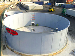 W-Tank - Bolted Water Storage Tanks