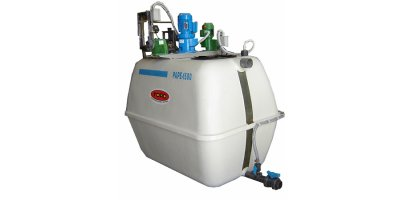 Toro Equipment - Model PAPE Series - Emulsified Polyelectrolyte Preparation Plant