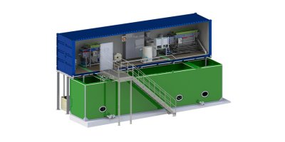 Anaconda - Model FQ Series - Flotation Containerizing System