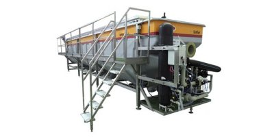 Fatflot - Model FSG-30, 60 & 90 - Grease Separator