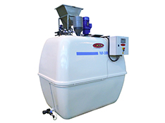 Toro Equipment - Model PAP Series - Polyelectrolyte Preparation Plant