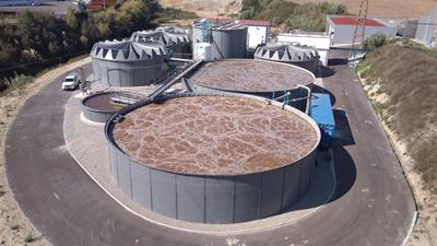 W-Tank - Storage and Water Treatment Bolted Tanks