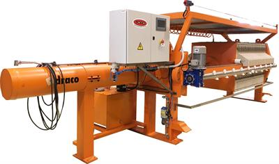 Draco - Model FPA Series - Automatic Filter Press