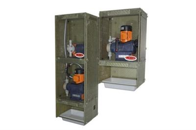 Toro Equipment - Showcases for Dossing Pumps