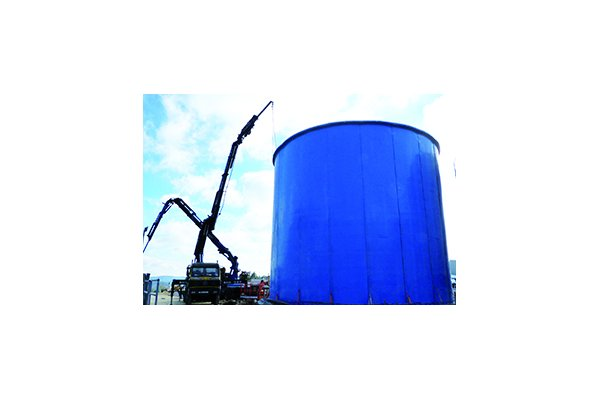 Storage and Water Treatment Bolted Tanks-1
