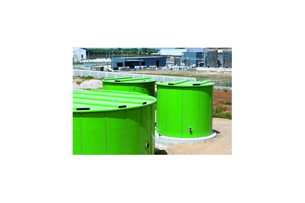 Storage and Water Treatment Bolted Tanks-2