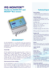Technical Specifications IFQ Monitor