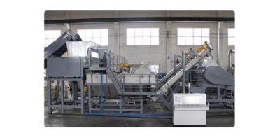 Plastic Recycling Plants