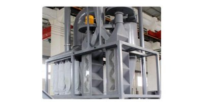 Model ETS - Tire Recycling Plants