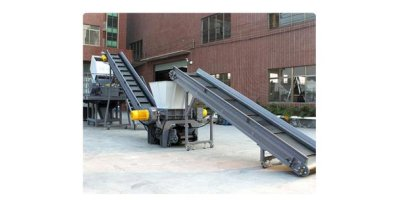 Model GTS - Tire Recycling Plants