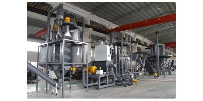 Refrigerator Recycling Plants
