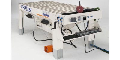 Expert - Model Z - Dust Extracting Workbench
