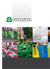 Model KTS - Polyethylene Recycling Containers Brochure