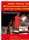 Boiler Repair and Refurbishment Anit-wear and Corrosion Solutions Brochure