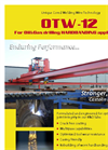 OTW-12 - For Oil & Gas Drilling Hardbanding Applications Brochure