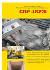 CDP 4623i  Wearplate For Chutes, Buckets, Crushers Brochure