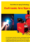 Eutronic Arc Spray Twin Wire Arc Brochure
