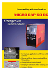 Micro-Gap-50-DC-Plasma-Welding-Transferred-Arc Brochure