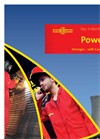 Optimized Solutions for the Power Industry Brochure