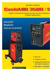 CastoMIG 3500 / 5000 Digital Controlled Standard-Inverters Brochure