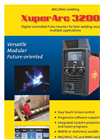 XuperArc 3200 C Digital Controlled Pulse-Inverter Brochure
