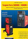XuperArc 3200 / 4000 / 5000 Digital Controlled Pulse-Inverter Brochure