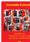 Welding Equipment Catalogue - 2014