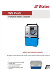 Model WS Porti - Portable Water Sampler Datasheet