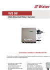 WaterSam - Model WS 98 - Wall Mounted Water Sampler Datasheet
