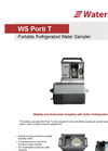 WS Porti - T - Portable Refrigerated Water Sampler Datasheet